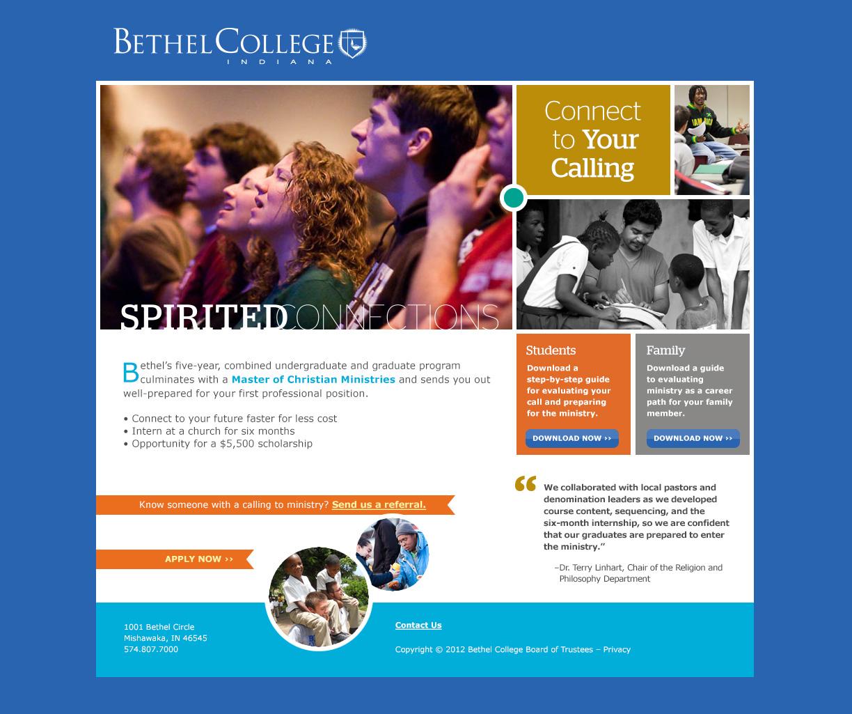 BethelLandingPage