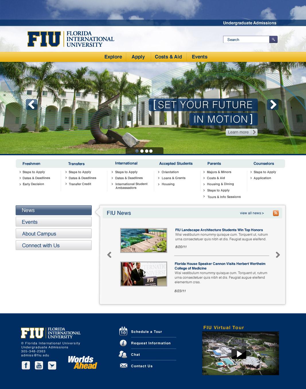 FIU_homepage