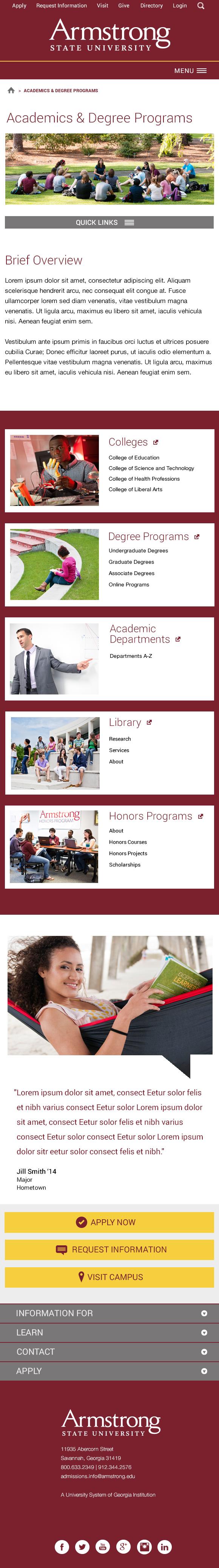 Armstrong-Tier1-AcademicsDegreePrograms-580px